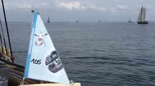 Segelschiffrennen Klappe die zweite